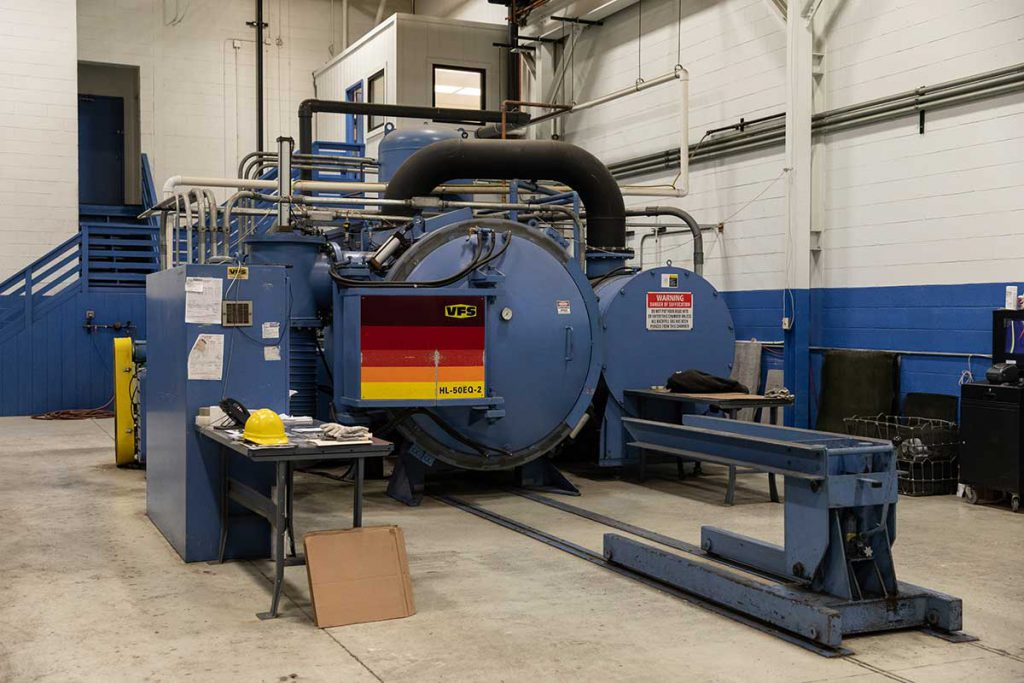 uhi group heat treating machinery