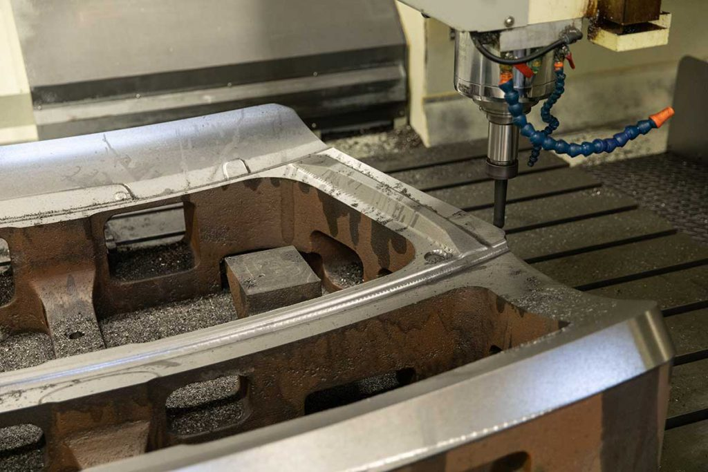part manufacturing by uhi